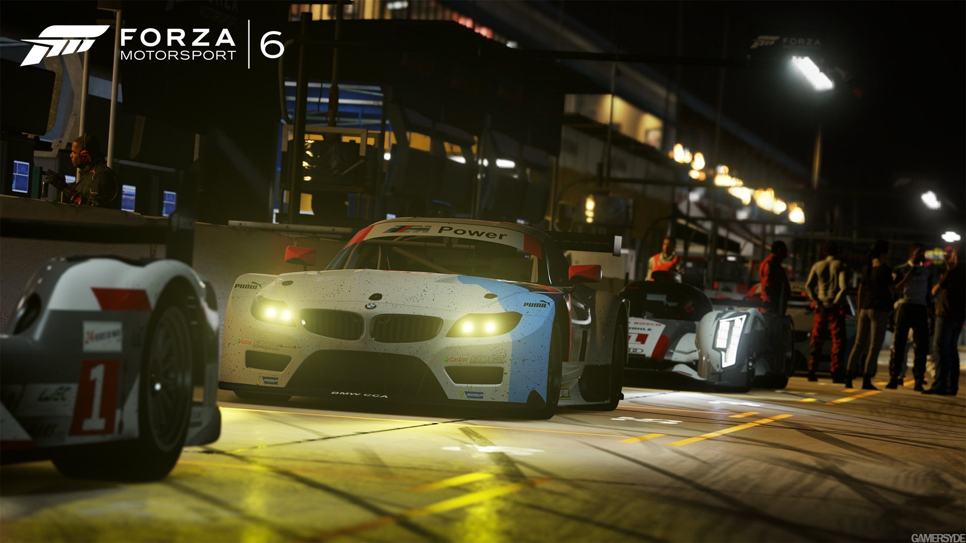 رده بندی بازی های Forza