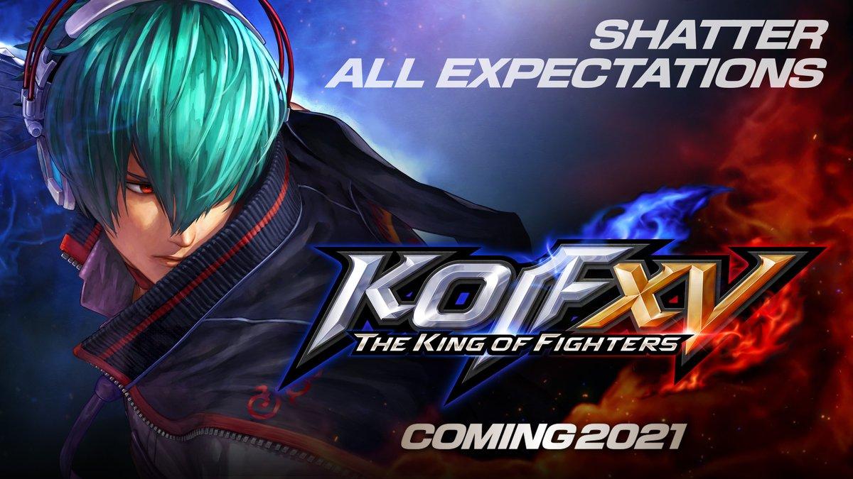 مشخصات سیستم مورد نیاز بازی The King of Fighters 15 مشخص شد