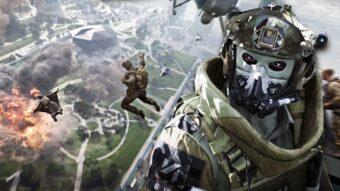 بازی Battlefield 2042 دارای سیستم ضدتقلب است