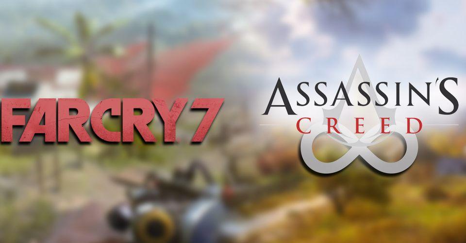 بازی Far Cry 7 میتواند راه Assassin's Creed Infinity را پیش بگیرد