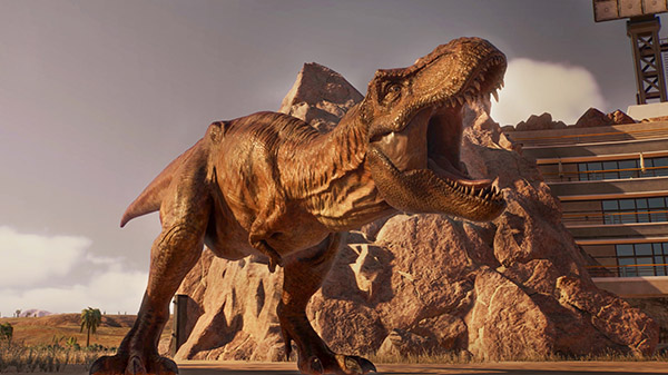 Gamescom 2021   تاریخ انتشار بازی Jurassic World Evolution 2 مشخص شد