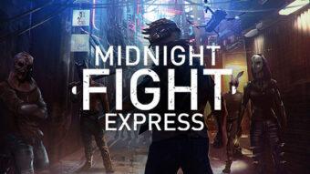 Gamescom 2021   از بازی Midnight Fight Express به صورت رسمی رونمایی شد