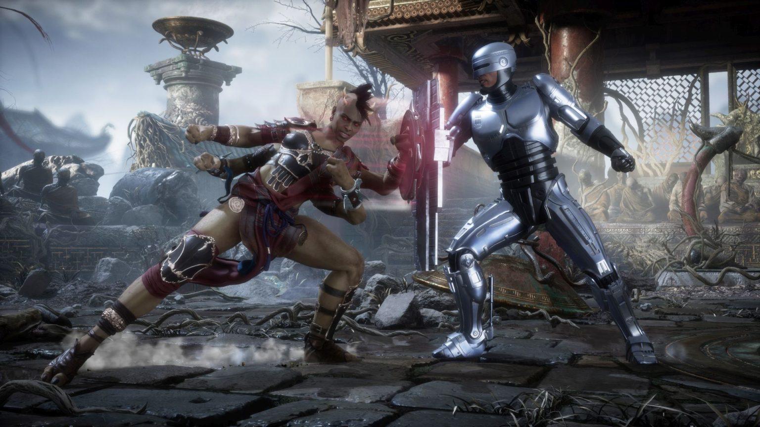 بازی اکشن - Mortal Kombat