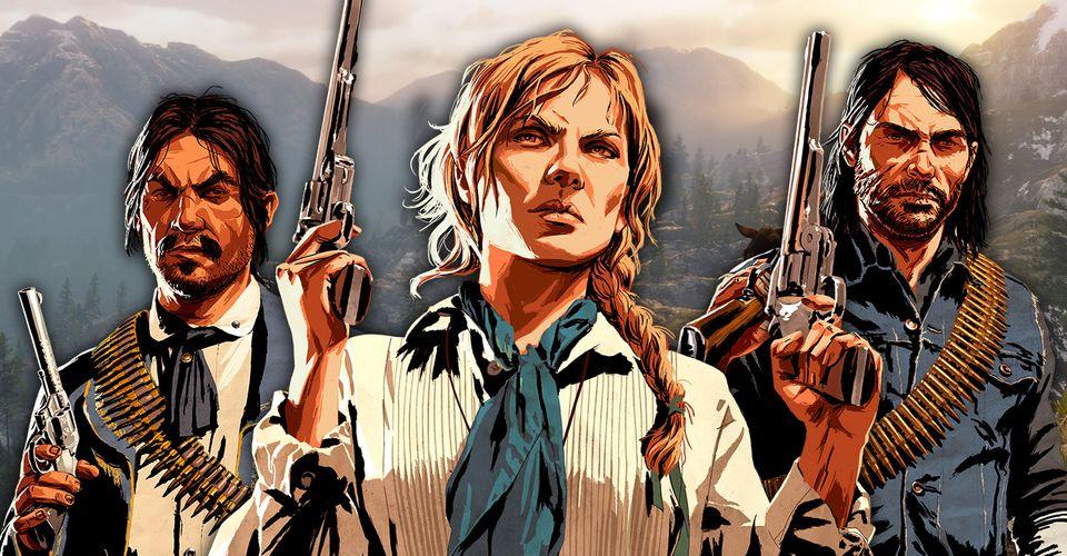 شخصیتهایی از بازی Red Dead Redemption که لایق بازی مستقل خود هستند