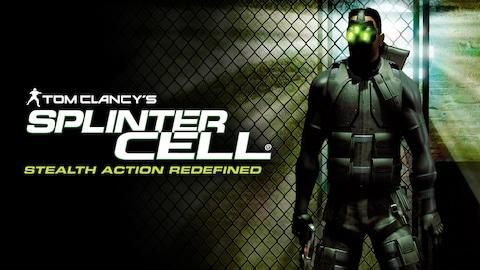تاریخچه بازی Splinter Cell