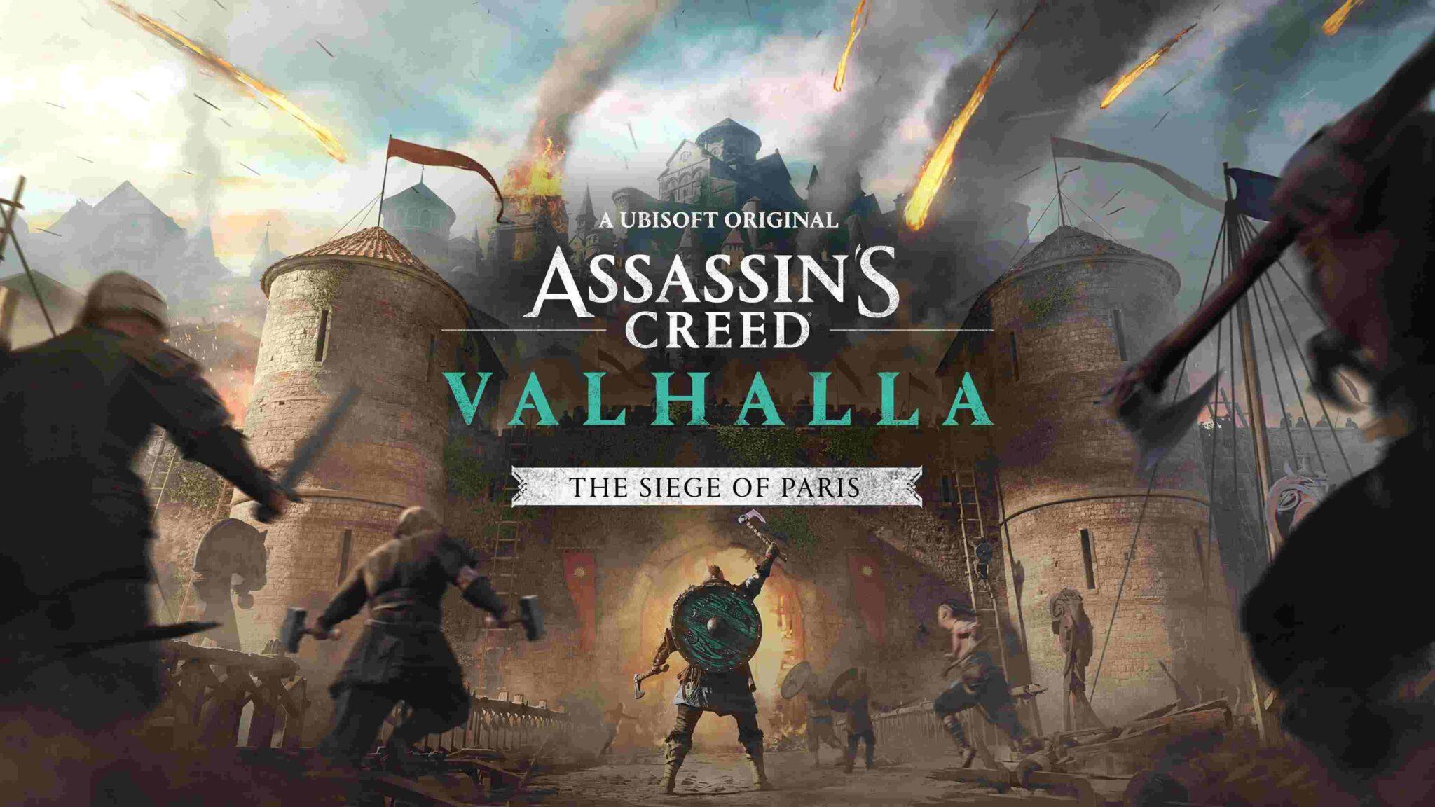 نقد و بررسی بسته الحاقی Siege of Paris بازی Assassins Creed Valhalla؛ تکرار مکررات