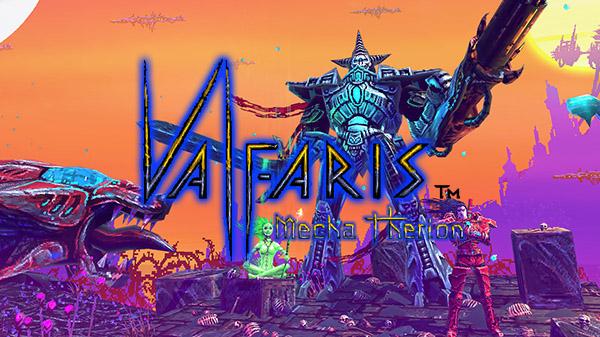 Gamescom 2021 | از بازی Valfaris: Mecha Therion به صورت رسمی رونمایی شد