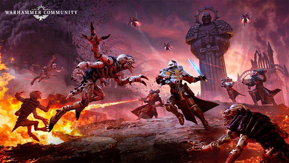 نقد و بررسی بازی Warhammer 40000: Battlesector