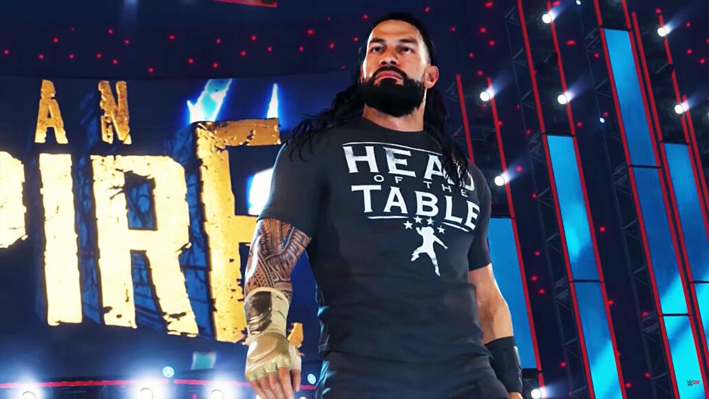 بازی ورزشی - WWE 2K22