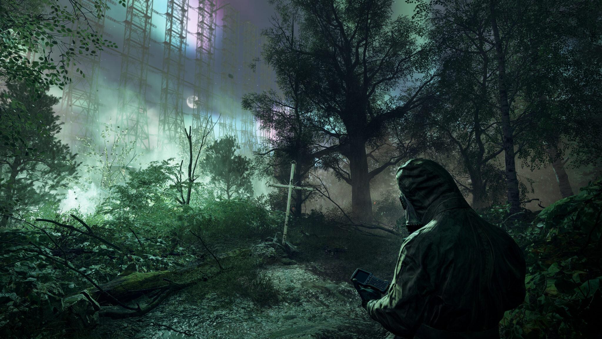 بازی ترسناک - Chernobylite