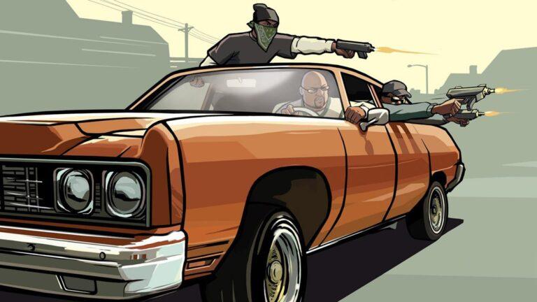 از بازسازی سهگانه GTA به صورت رسمی رونمایی شد