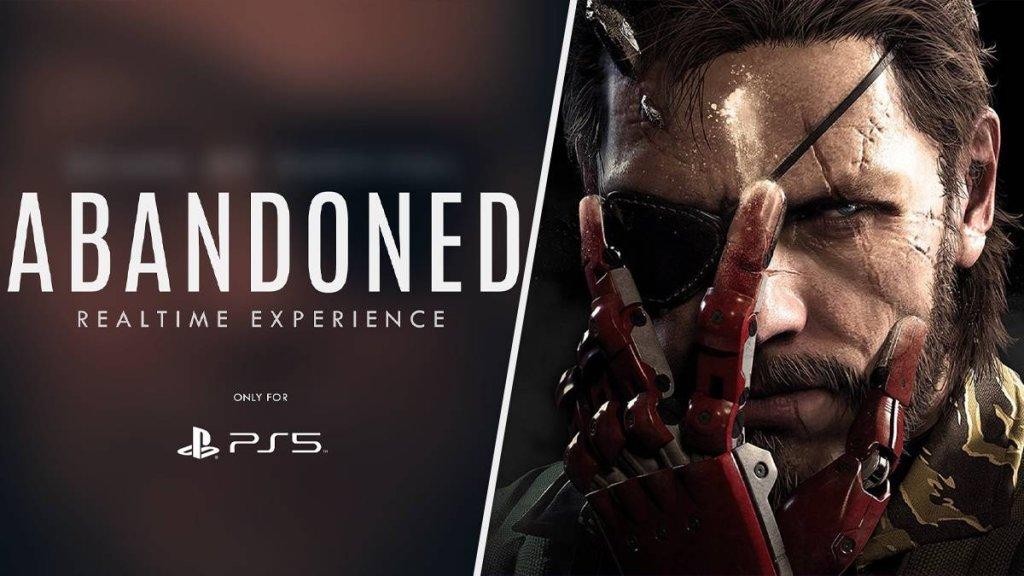 شایعه: بازی مرموز Abandoned در واقع Metal Gear Solid بعدی است