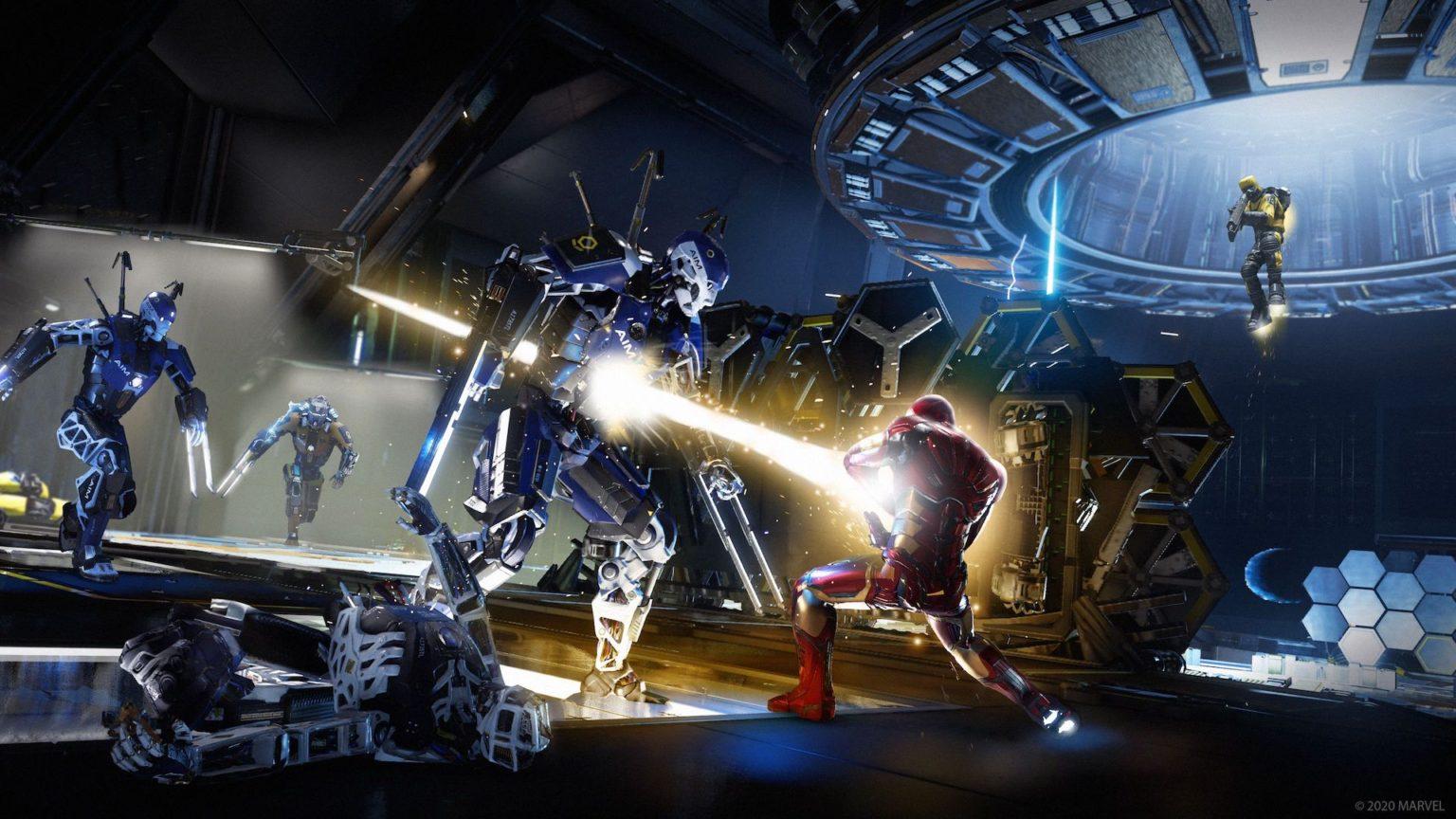 کریستال داینمیکس: بسته الحاقی Spider-Man بازی Marvel's Avengers برای انتشار در سال ۲۰۲۱ برنامه ریزی شده است