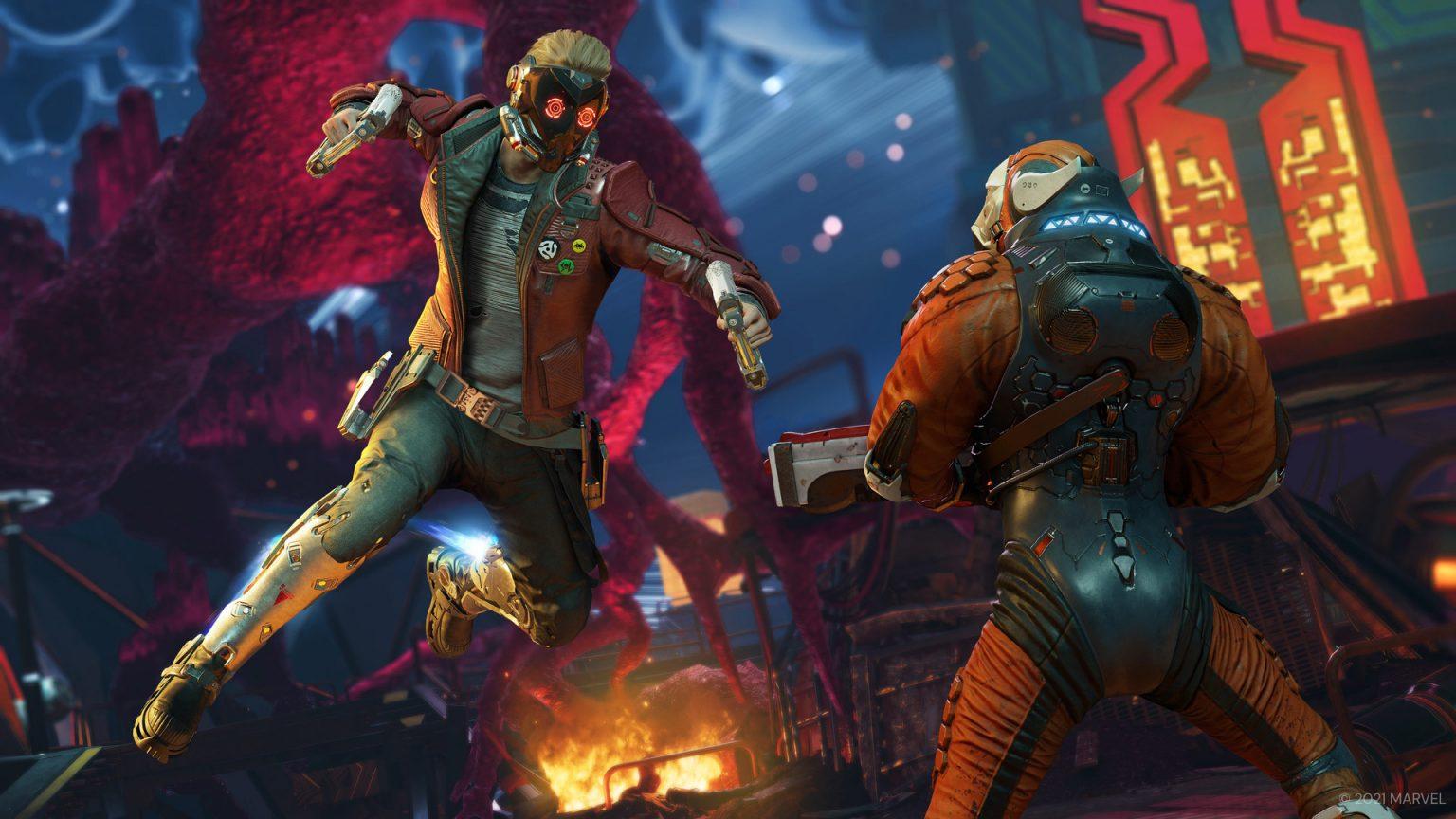 عناوین Marvel's Guardians of the Galaxy و Dying Light 2 از قابلیت رهگیری پرتو و Nvidia DLSS پشتیبانی خواهند کرد