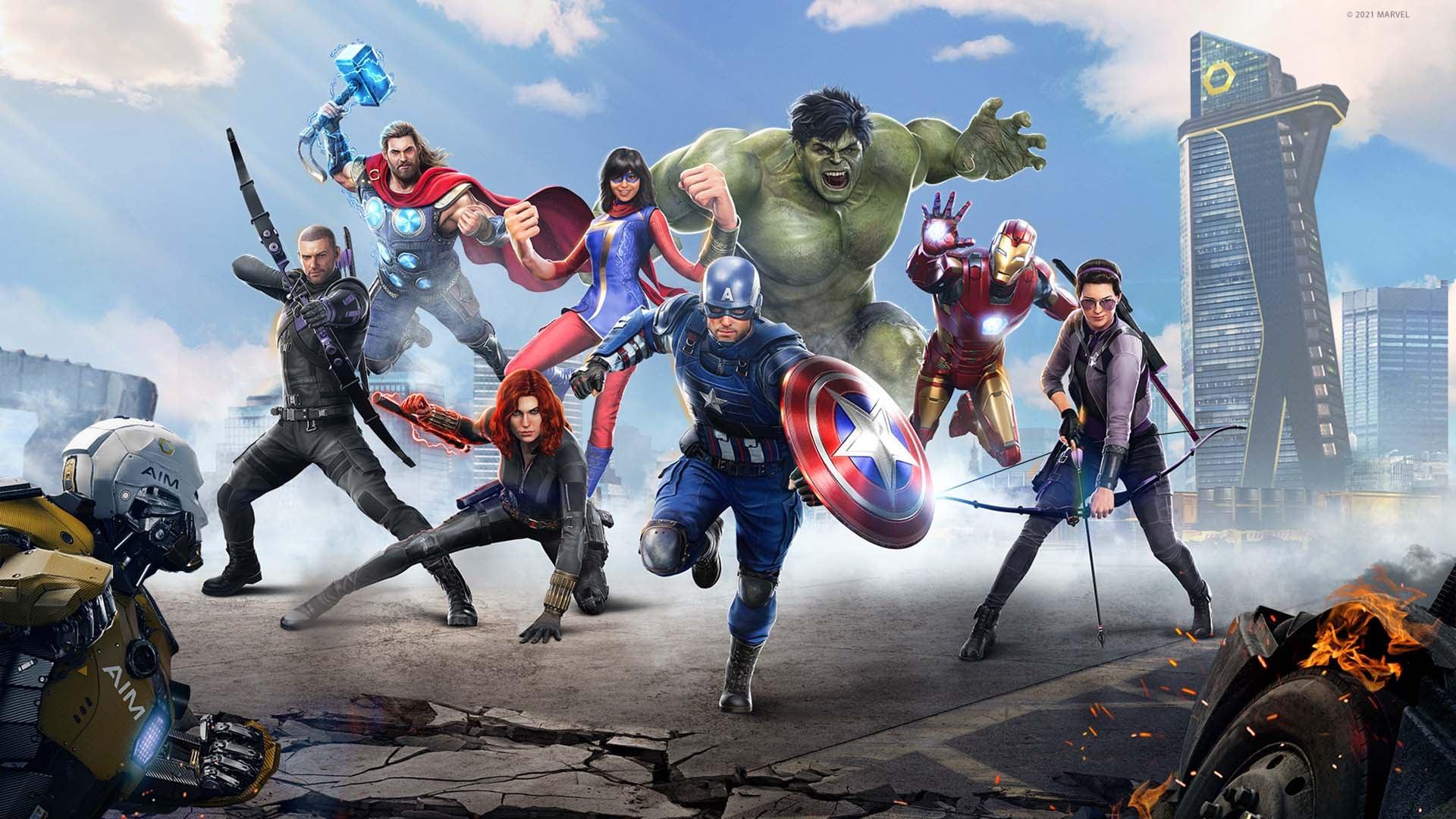 تریلر DLC جدید بازی Marvel's Avengers منتشر شد