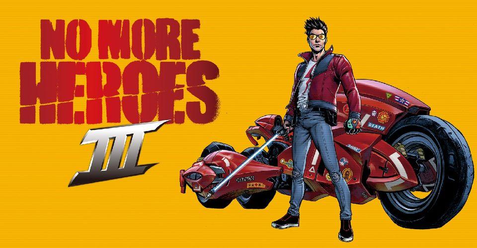 بازی اکشن ماجراجویی - No More Heroes 3