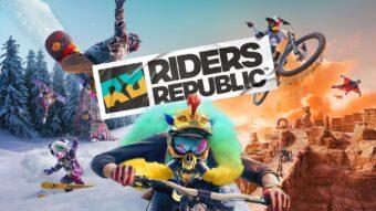 بررسی نسخهی بتای بازی Riders Republic