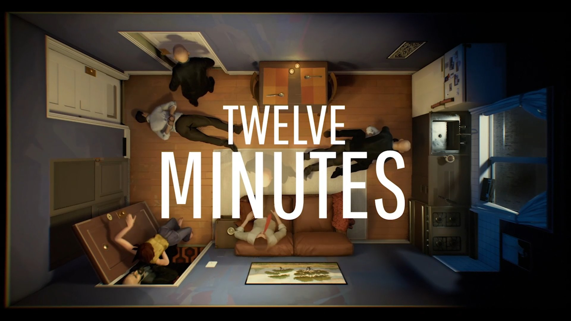 تریلر جدید بازی Twelve Minutes منتشر شد