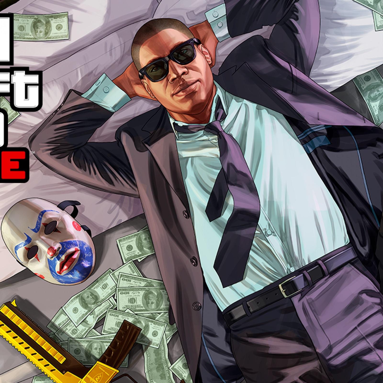 آماری از فروش شگفت انگیز و فوق العادهی بازی GTA V منتشر شد