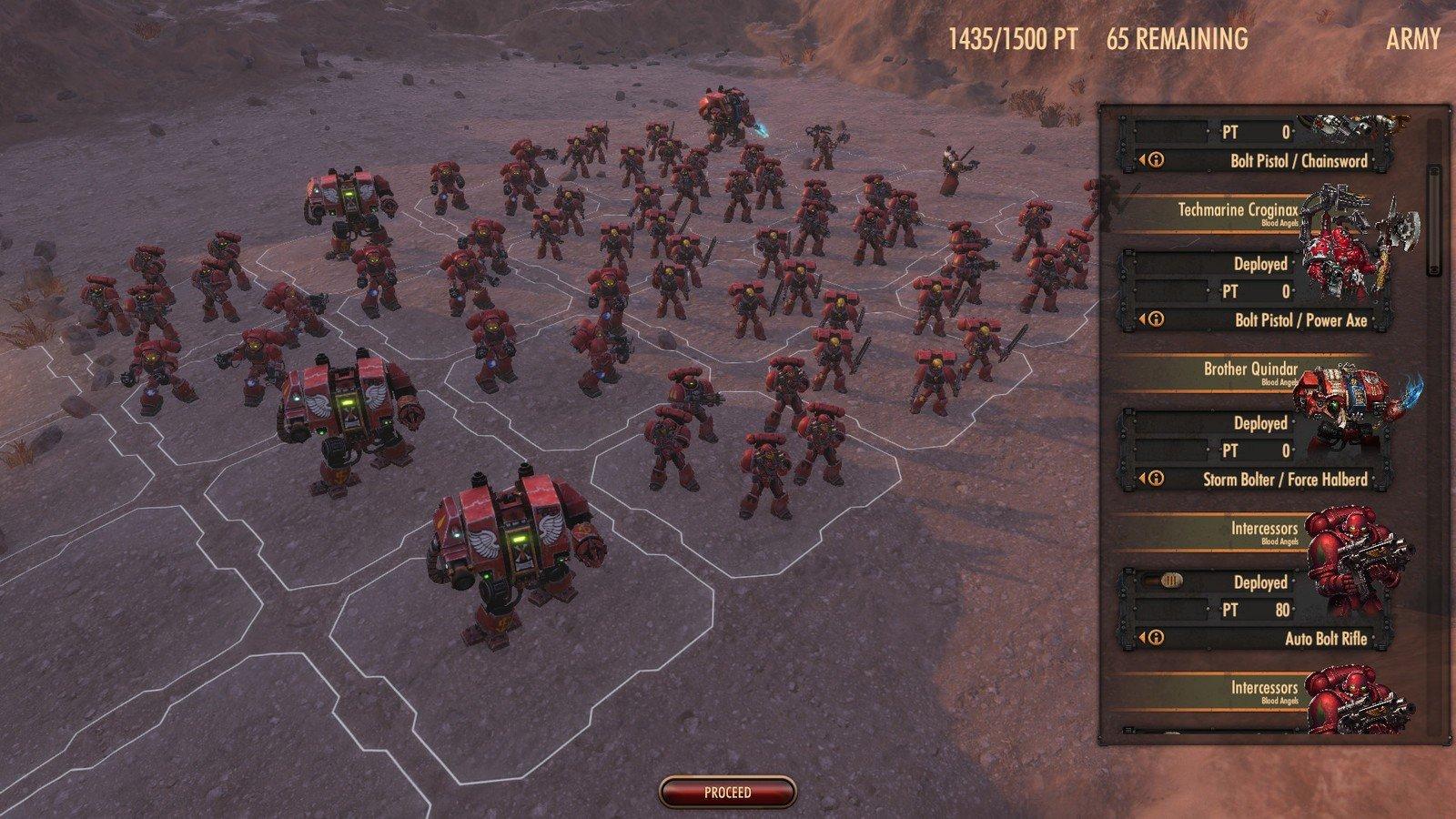 بررسی بازی Warhammer 40000: Battlesector