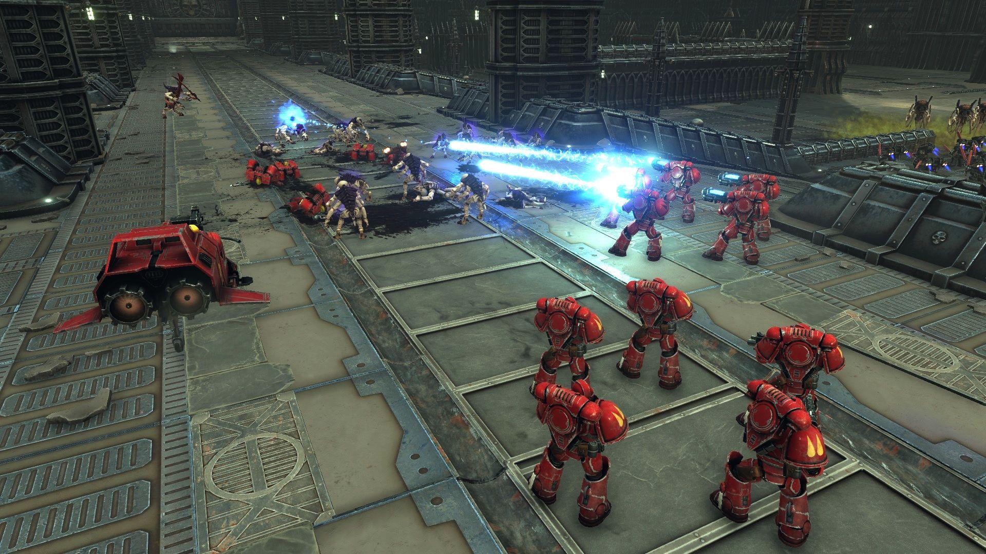 بررسی بازی Warhammer 40000