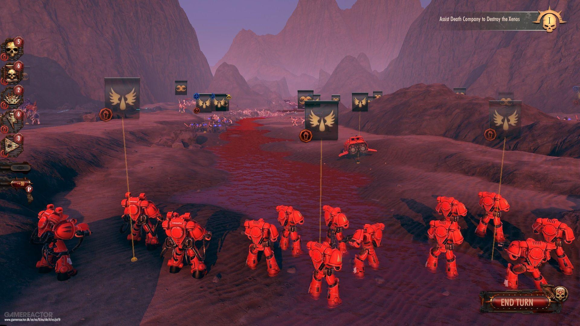 داستان بازی Warhammer 40000