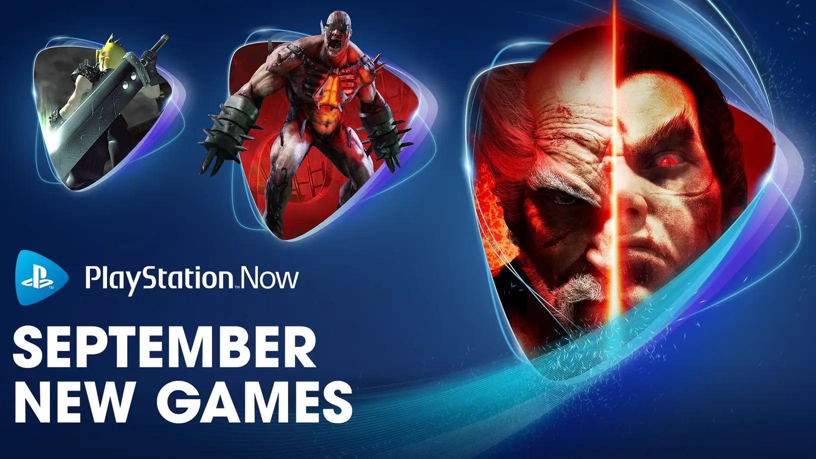 بازی های ماه سپتامبر سرویس PS Now مشخص شدند