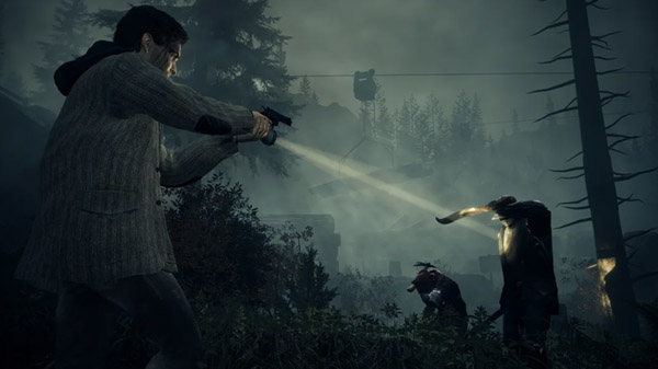 PlayStation Showcase | بازی Alan Wake Remastered معرفی شد