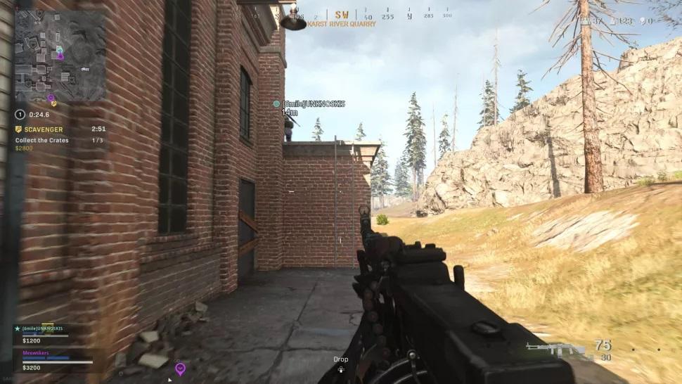 بازی Warzone