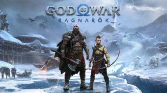PlayStation Showcase   نخستین تریلر از گیم پلی بازی God of War Ragnarok منتشر شد