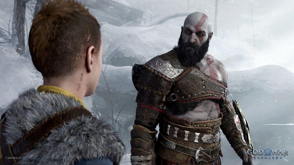 داستان بازی God of War: Ragnarok