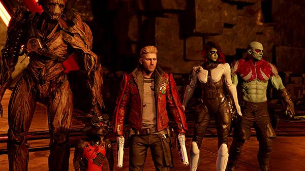 PlayStation Showcase | تریلر جدیدی از بازی Marvel's Guardians of the Galaxy منتشر شد