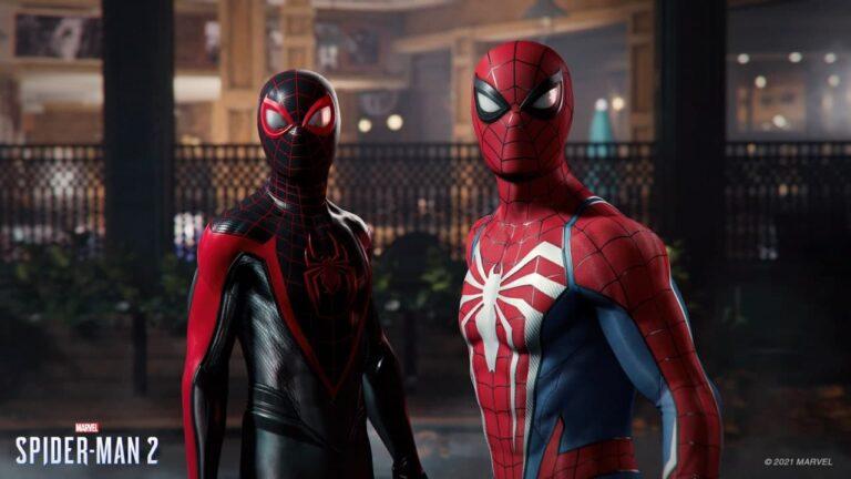بازی Spider Man 2