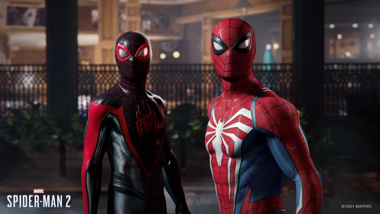 PlayStation Showcase | بازی Spider Man 2 برای پلیاستیشن ۵ معرفی شد