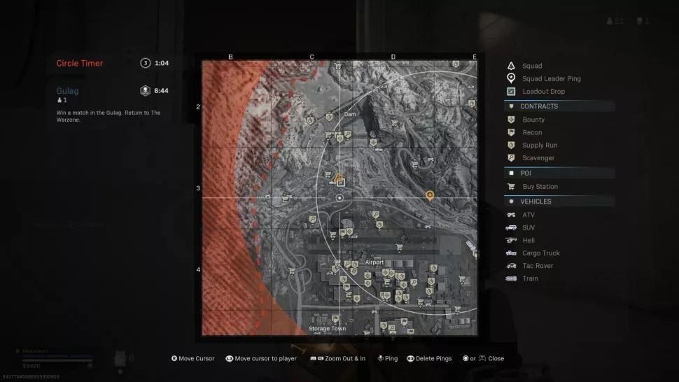 آموزش بازی Warzone