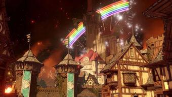 PlayStation Showcase   از بازی Tiny Tina's Wonderlands به صورت رسمی رونمایی شد