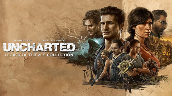 PlayStation Showcase | بازی Uncharted: Legacy of Thieves Collection رسما معرفی شد