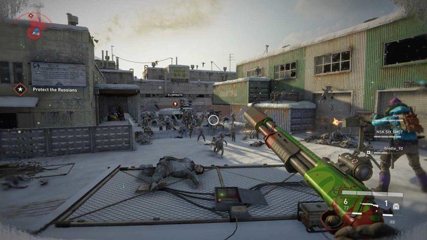 راهنمای بازی World War Z: Aftermath