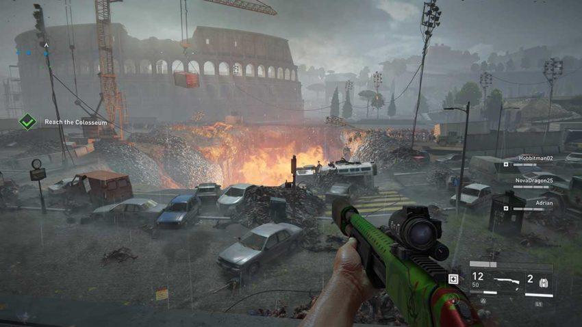 جزییات بازی World War Z: Aftermath