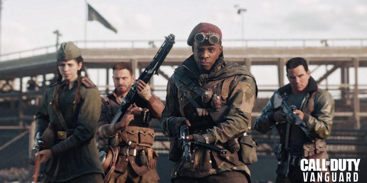 بتای بازی Call of Duty: Vanguard