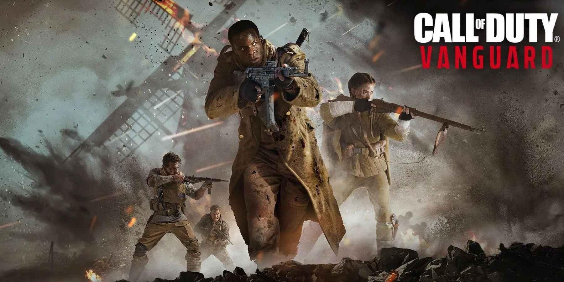 نیم نگاه؛ هر آنچه از بتای بازی Call of Duty: Vanguard میدانیم