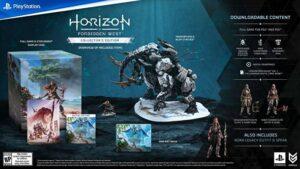 بازی پلی استیشن 5 - Horizon Forbidden West