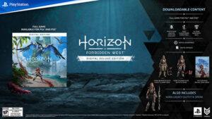 بازی انحصاری Horizon Forbidden West
