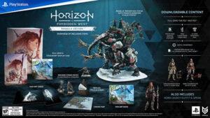 بازی اکشن جهان باز - Horizon Forbidden West