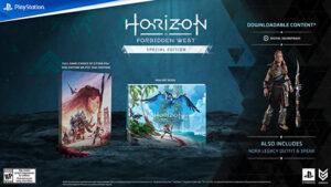 بازی جهان باز - Horizon Forbidden West