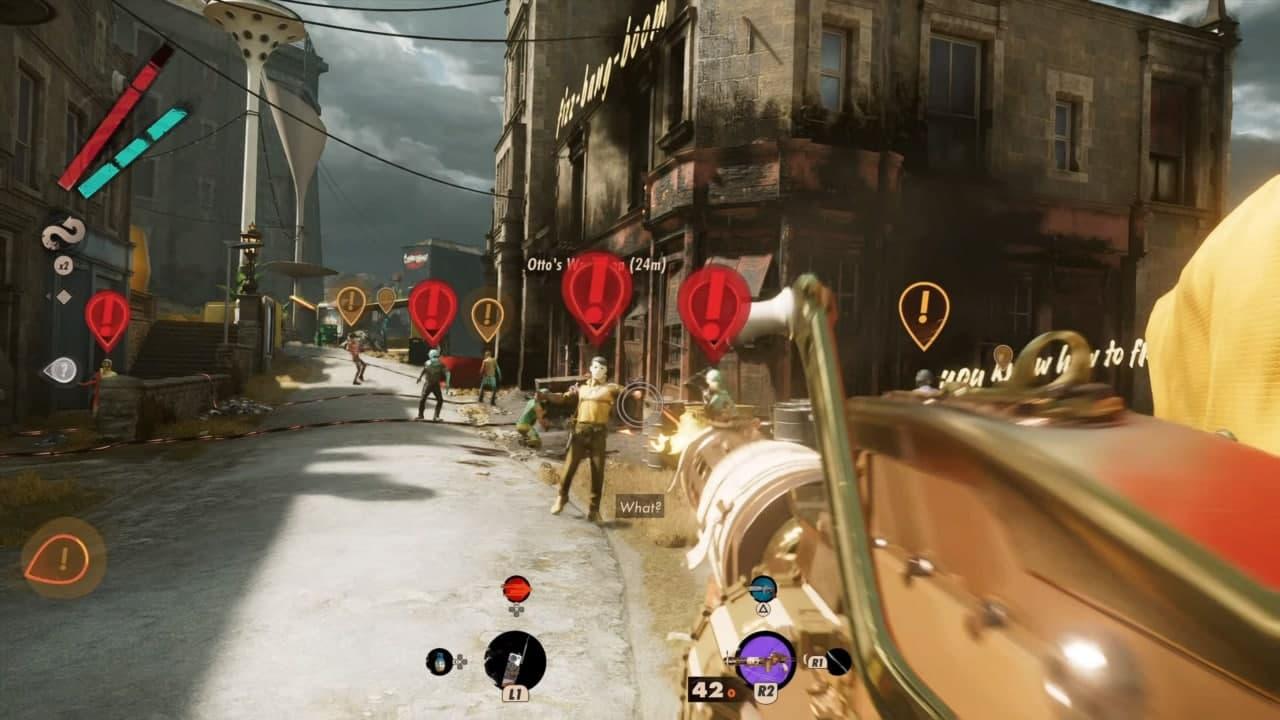 گیم پلی بازی Deathloop