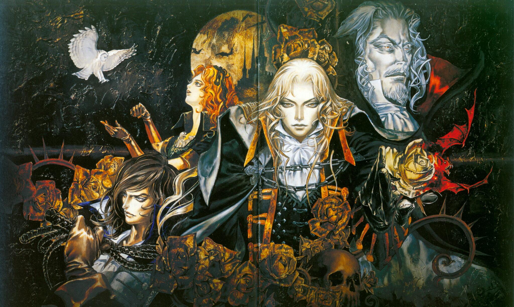 تاریخچه سری بازی های Castlevania؛ تجارت خانوادگی کشتن دراکولا