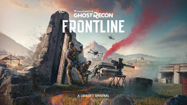 از بازی رایگان Ghost Recon Frontline به صورت رسمی رونمایی شد