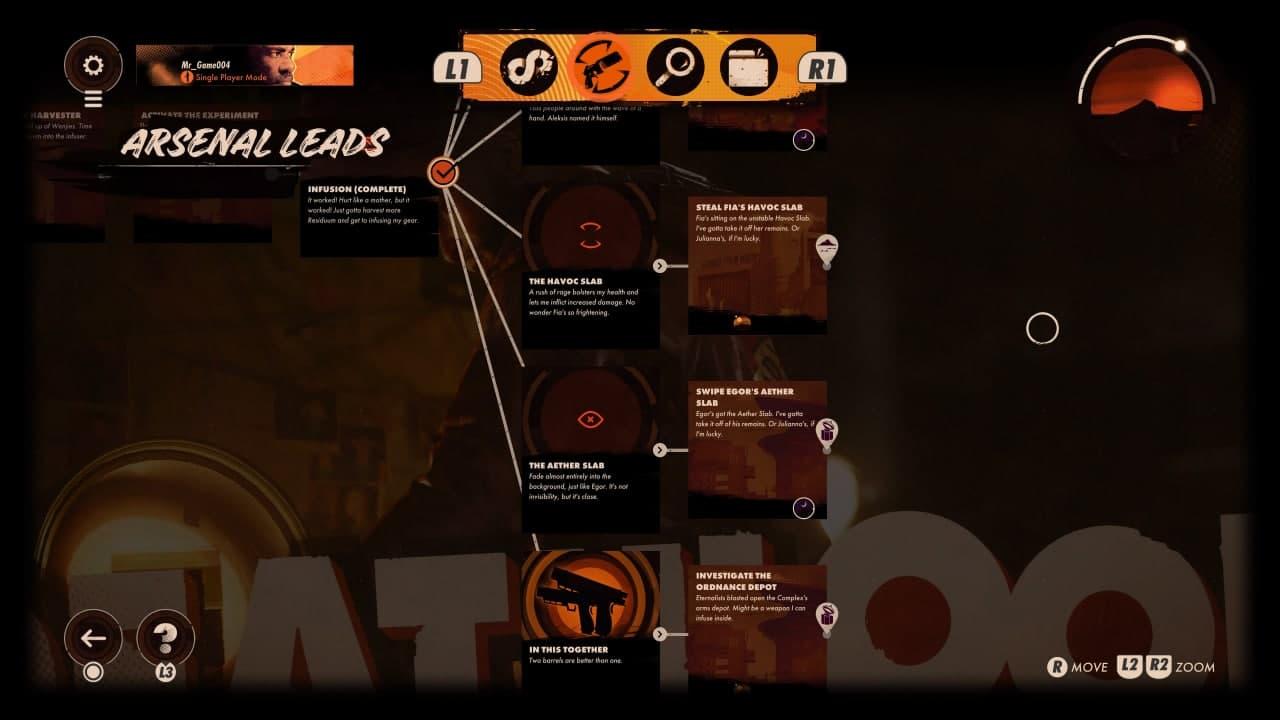راهنمای Deathloop