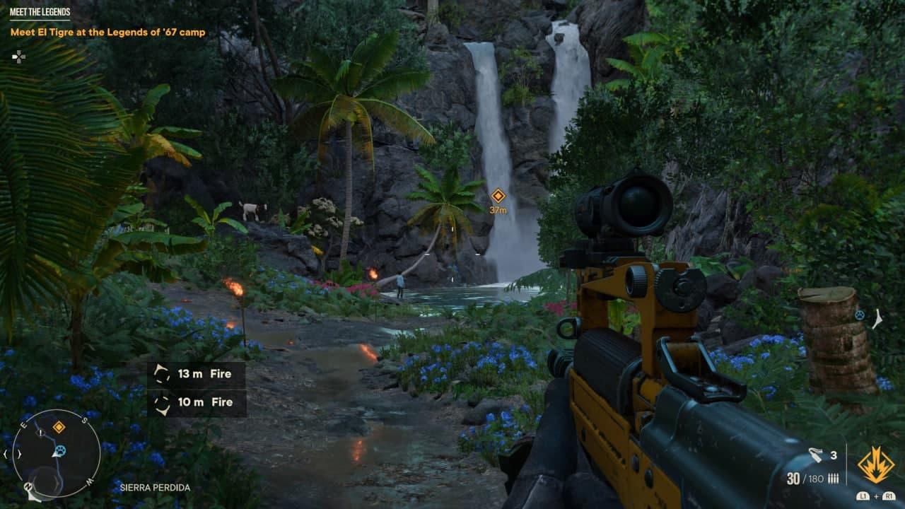 گرافیک بازی Far Cry 6
